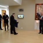 Inauguração de Salas e Tela Interativa - Conselho Deliberativo - 23 de maio